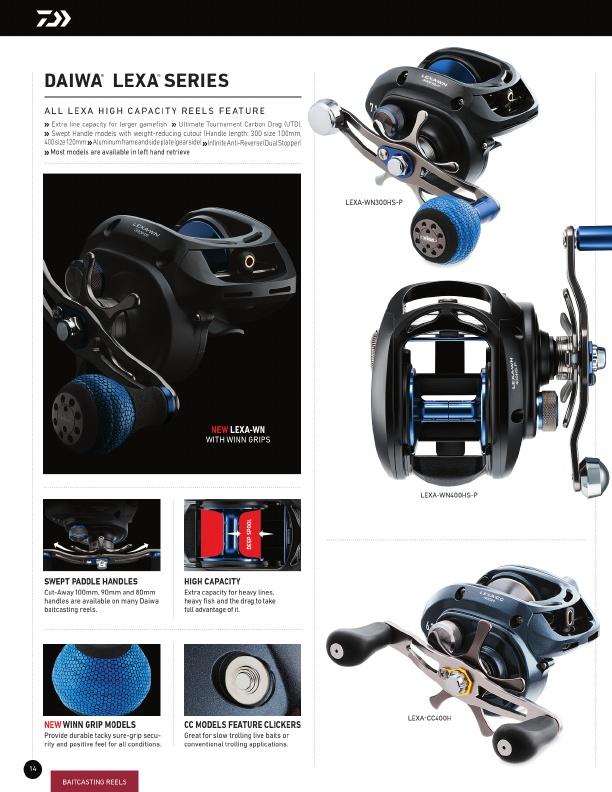 c2ff372ede1 New Tatula SV TW | Daiwa Baitcasting Fishing Reel, Page 6