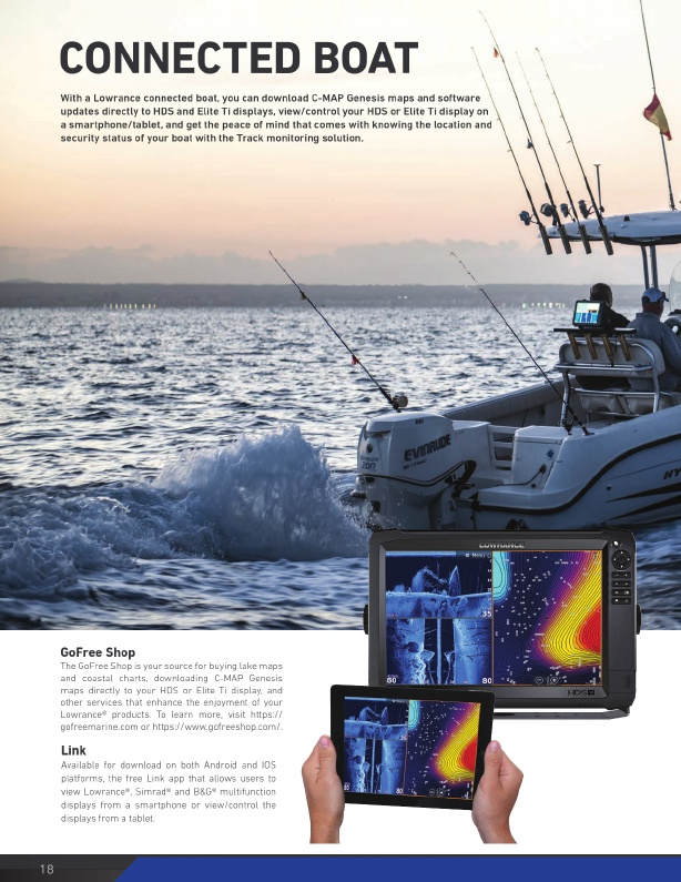 Lowrance 2018-2019 Product Catalog#, Page 18