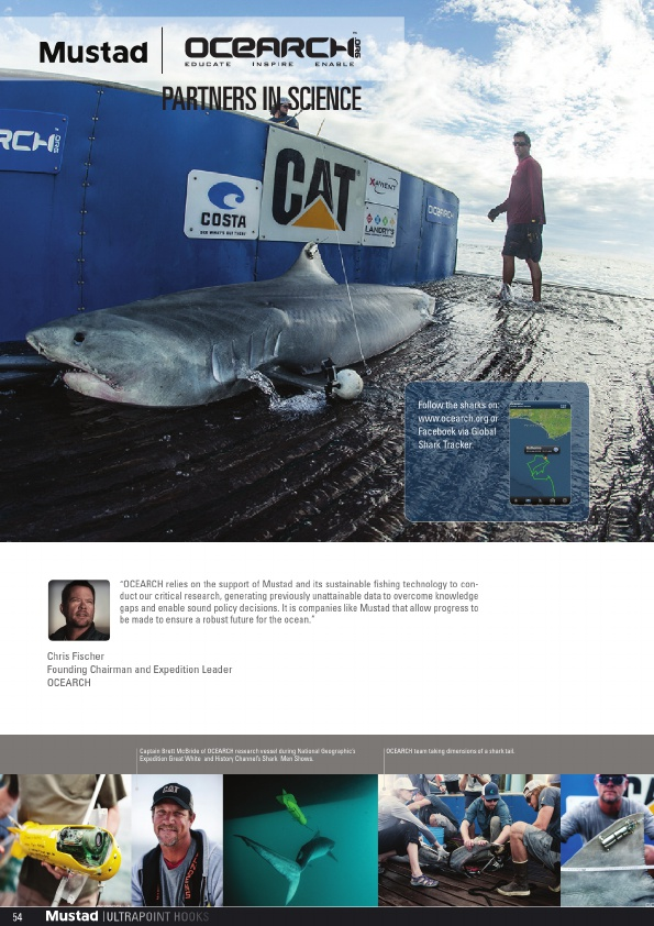 Mustad 2019 Product Catalog#, Page 54