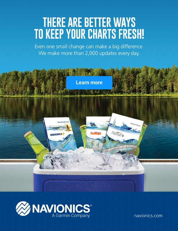 There are Better Ways to Keep Your Charts Fresh | Navionics