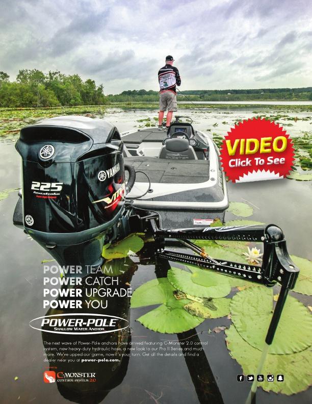WesternBass Free Magazine   Summer Bass Fishing Tips 2017